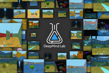 Open-sourcing DeepMind Lab