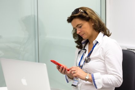 A milestone for Streams in hospitals