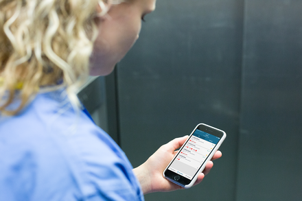 Bringing the best of mobile technology to Imperial College Healthcare NHS Trust