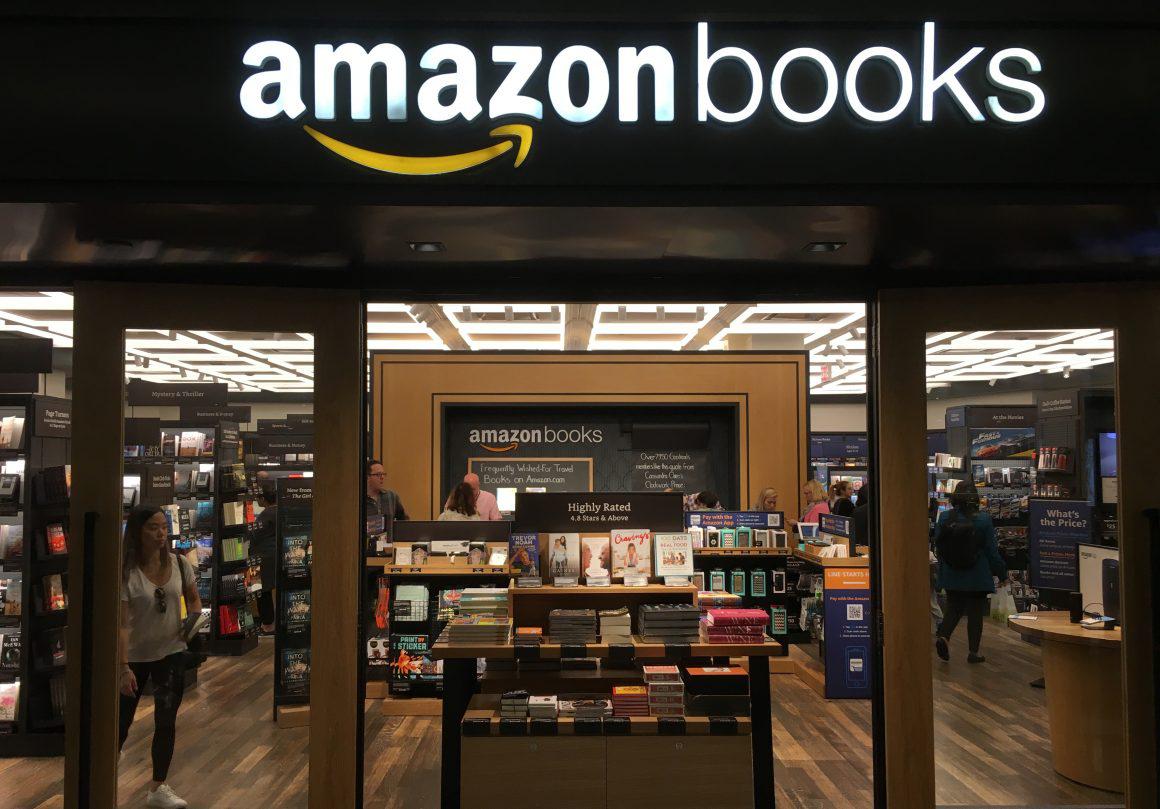 Amazon top 50 bestselling books –image