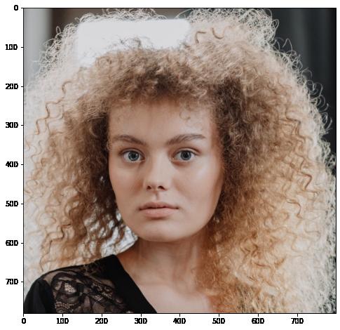 Virtual Makeup (OpenCV + Face Landmarks) –image