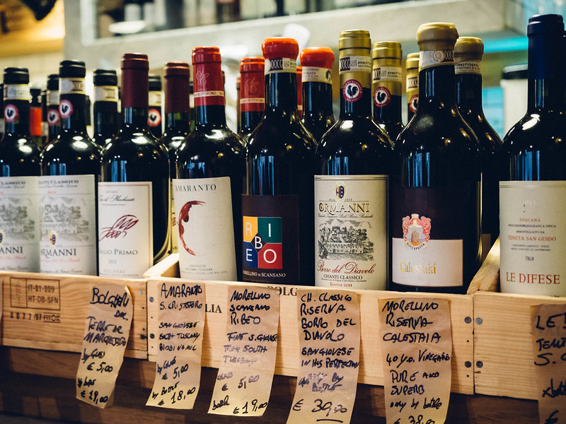 NLP Wine Recommendation System –image