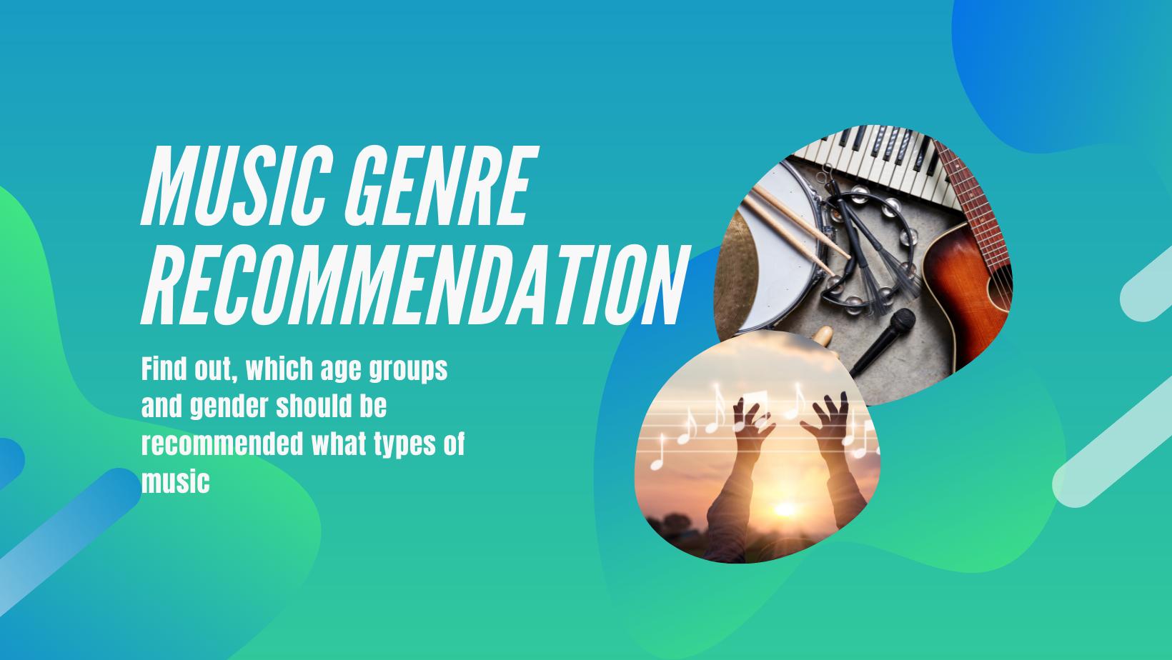 Music Genre Recommendation –image