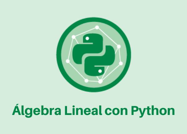 Apuntes de Álgebra Lineal con Python –image