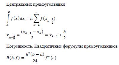Basic numerical approaches –image