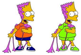 Homer Bart Classification Using Neural Networks – image