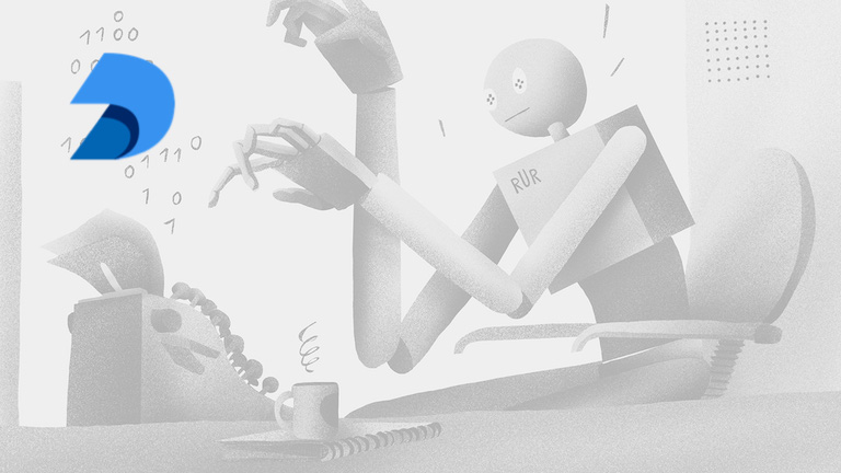 Deepnote intro (Robothon) –image