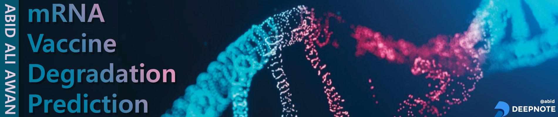 mRNA Vaccine Degradation Prediction –image