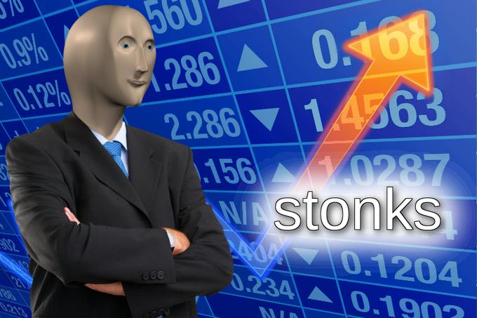 Stonks –image