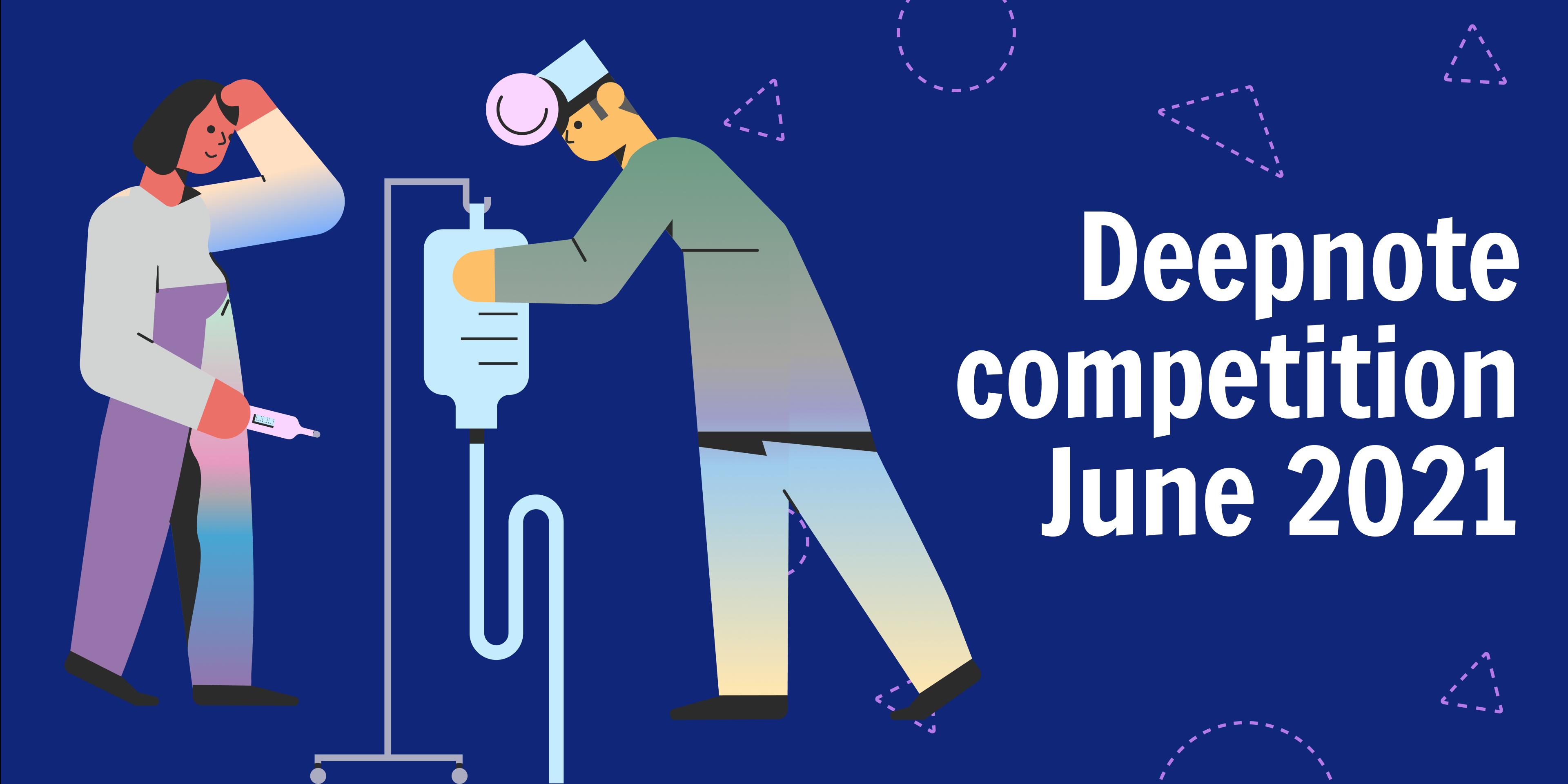 Deepnote competition –June 2021 –image