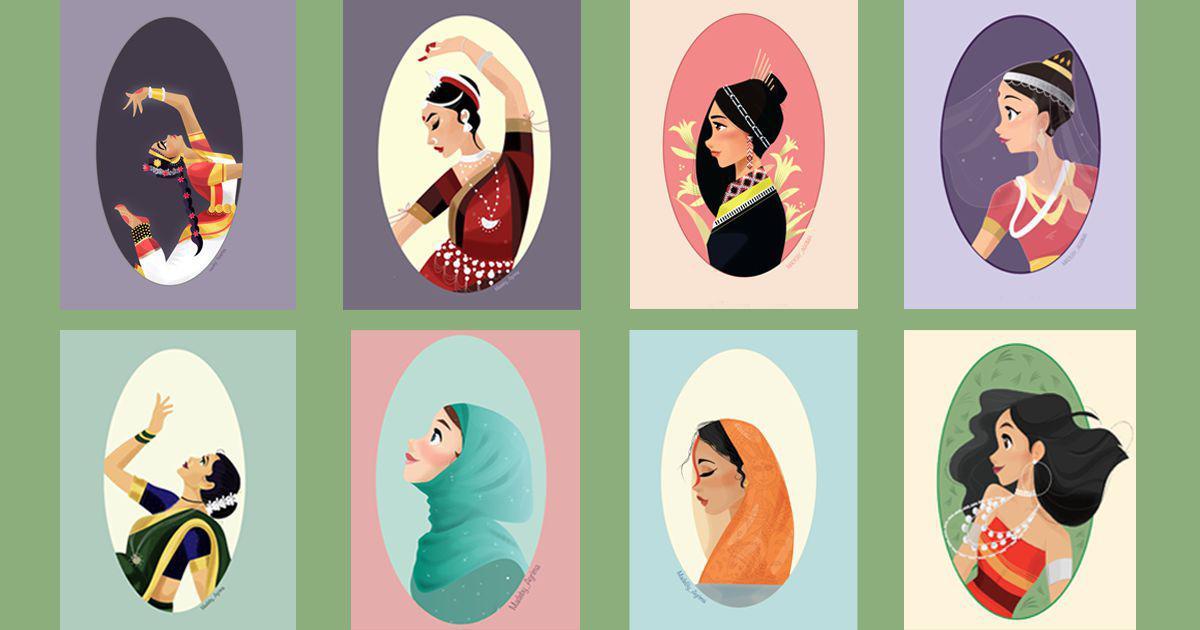 Indian Women –image