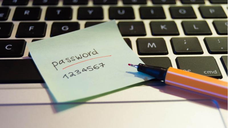 Test your password EDA –image