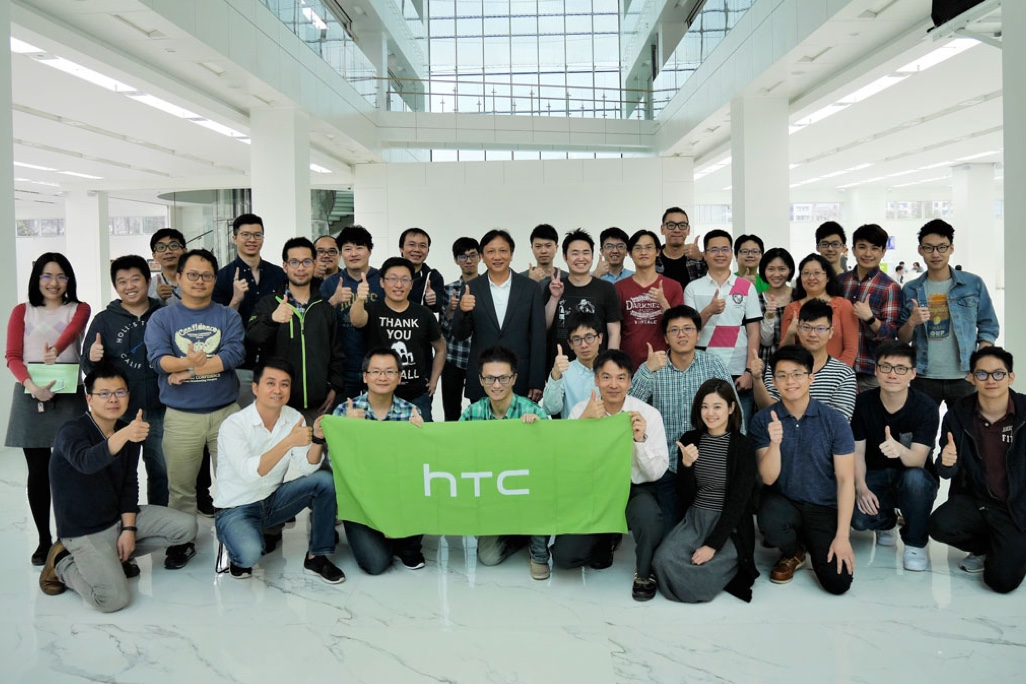動態生醫指標團隊(HTC Health Care 成員)