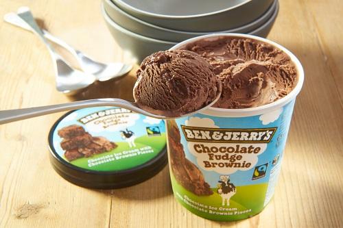 Ben & Jerry's Chocolate Fudge Brownie (465 ml)