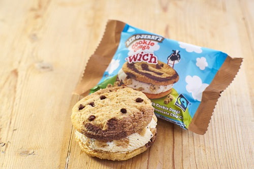 Ben & Jerry's Wich Cookie Dough (89 ml)