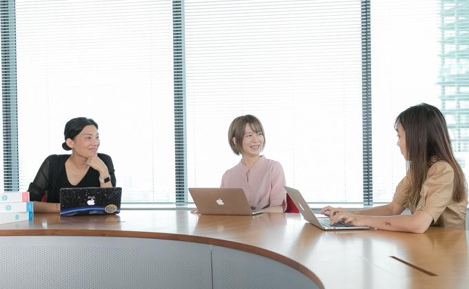 【前編】DeNAの30代女性社員が聞いた! 今すぐ...