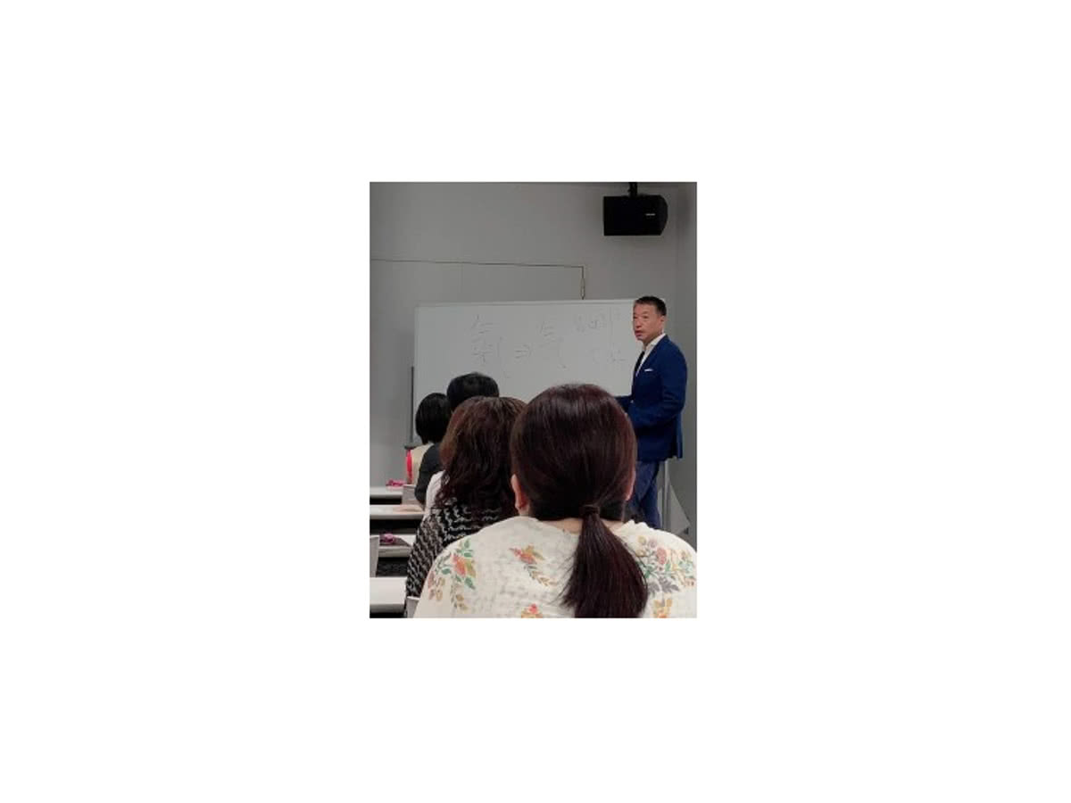 日産鮎川義塾出雲校にて講義を実施