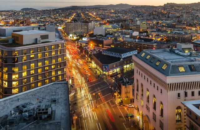 100 Van Ness Apartment San Francisco