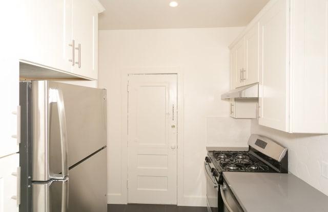 1230 Jackson Apartment San Francisco