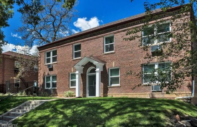 1357 & 1373 Cook Apartment Denver