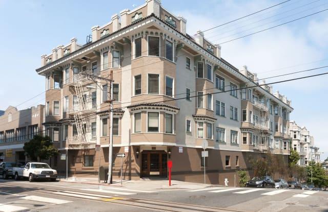 1401 Jones Apartment San Francisco