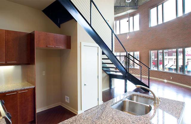 17th Street Lofts Apartment Atlanta