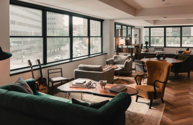 1900 Pacific Apartment Dallas