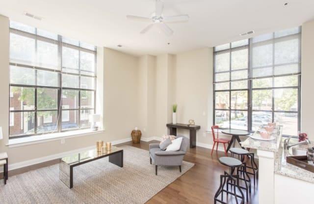 2100 Parkway Apartment Philadelphia