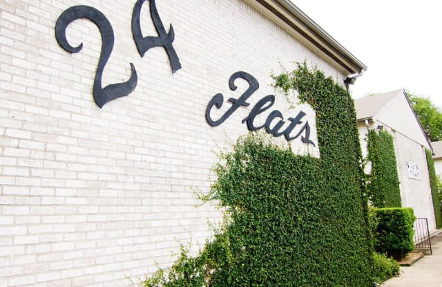 24 Flats Apartment Austin