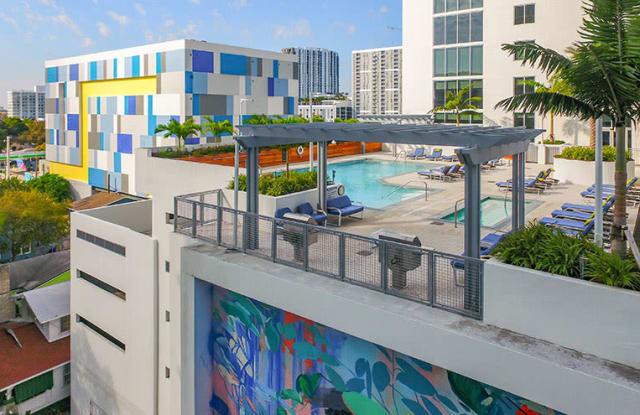 2500 Biscayne Apartment Miami