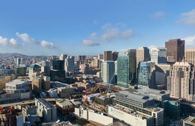 340 Fremont Apartments Apartment San Francisco