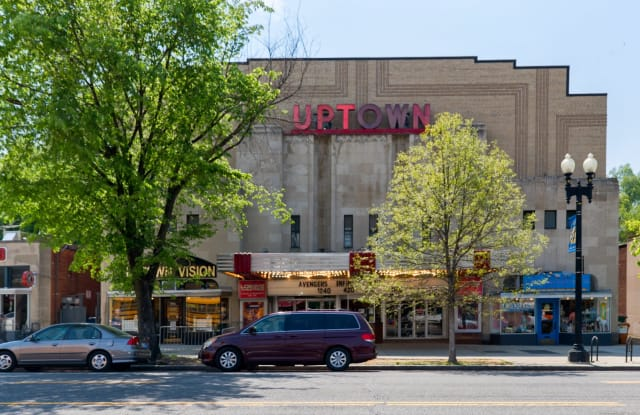 3801 Connecticut Avenue Apartment Washington