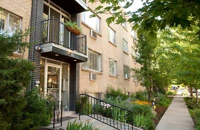 66 Pearl Apartment Denver