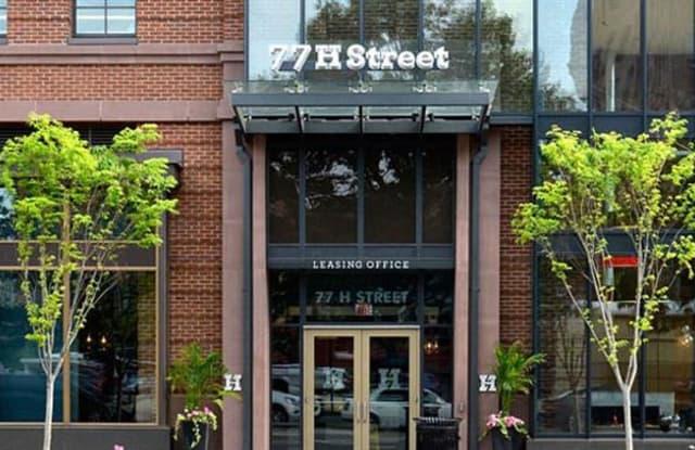 77H Apartment Washington
