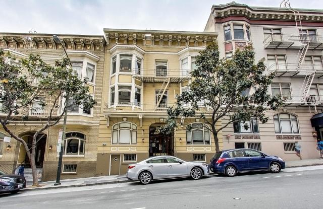825 Pine Street Apartment San Francisco