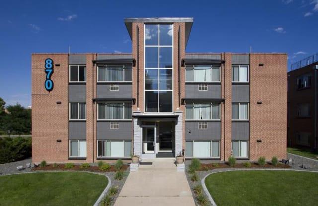 870 Cherry Apartment Denver