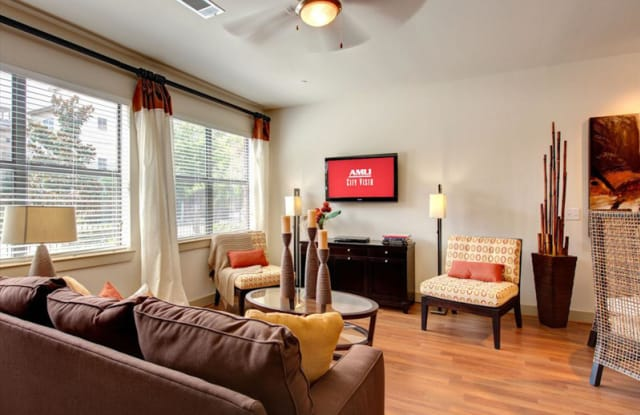 AMLI City Vista Apartment Houston