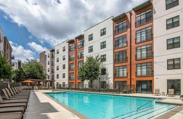 AMLI Old 4th Ward Apartment Atlanta