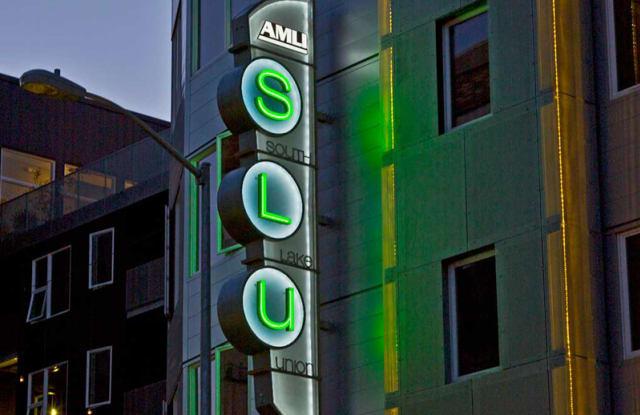 AMLI South Lake Union Apartment Seattle