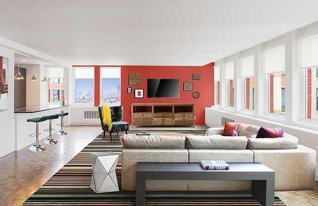 AVA Back Bay Apartment Boston