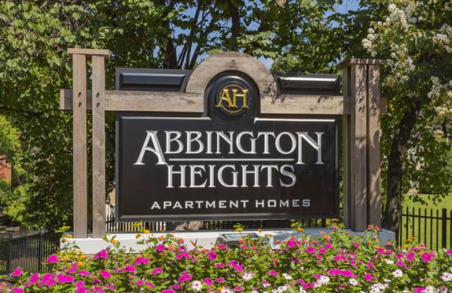 Abbington Heights Apartment Nashville