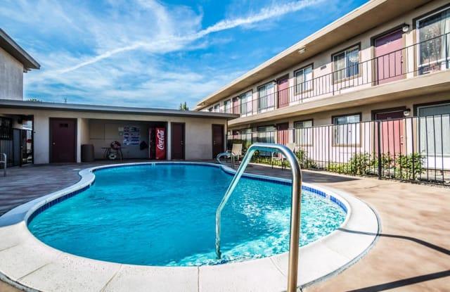 Aldea at Mesa College Apartment San Diego