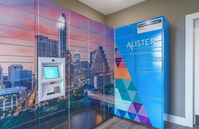 Alister Balcones Apartment Austin
