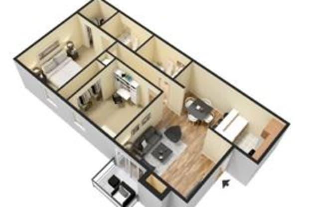 Amalie Pointe Apartment Nashville