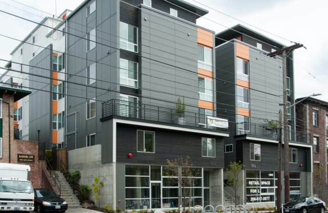 Anew 12th Apartment Seattle