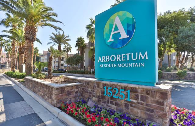 Arboretum at South Mountain Apartment Phoenix