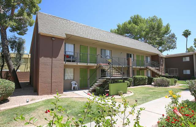 Arcadia Villa Apartment Phoenix
