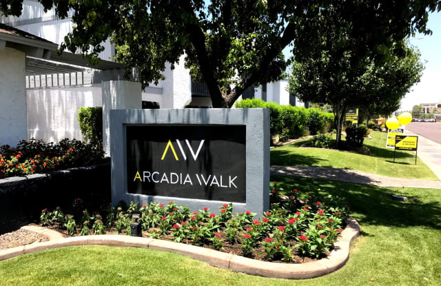 Arcadia Walk Apartment Phoenix