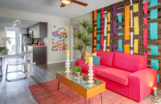 Array Apartment Austin