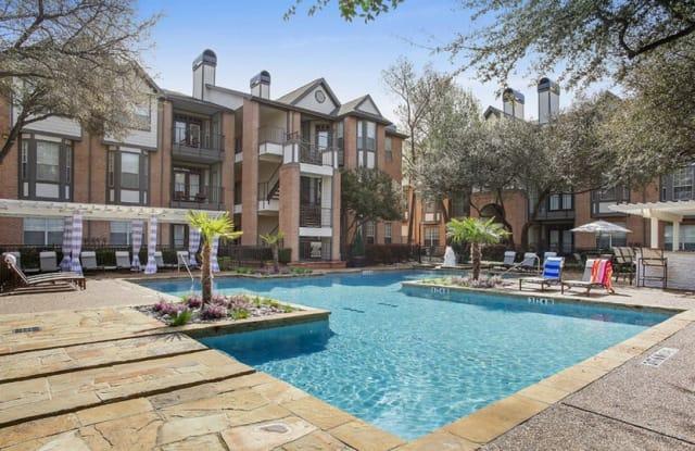 Arrive on University Apartment Dallas